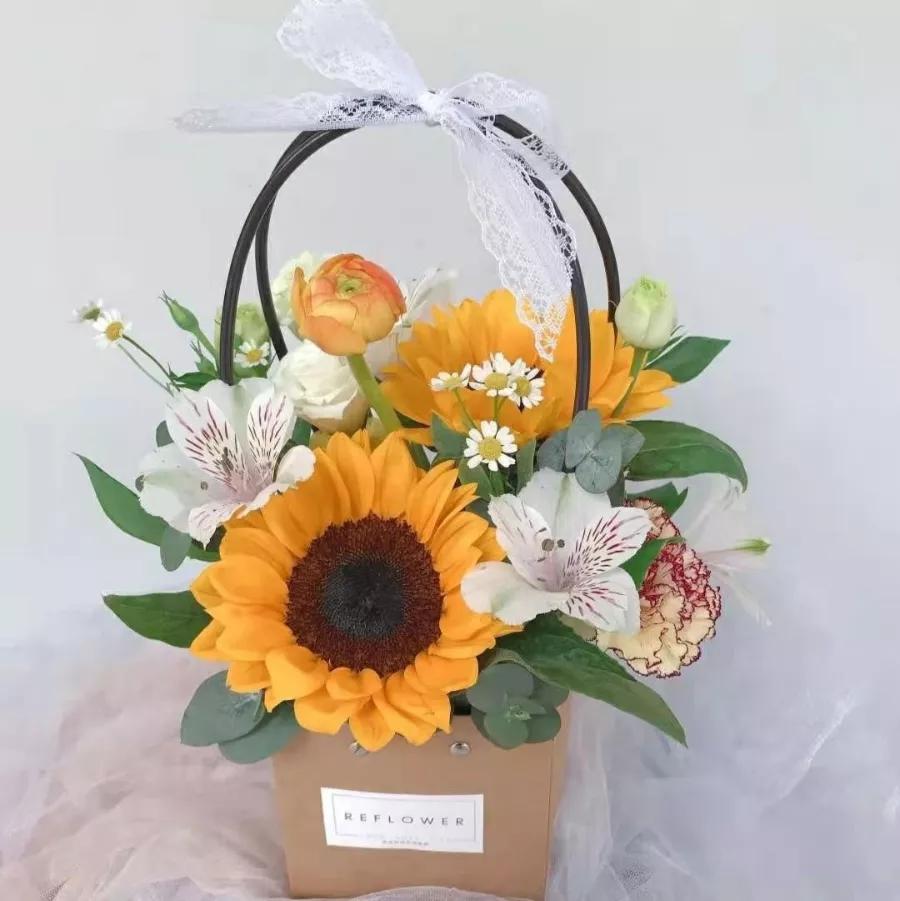 【活动招募】女神节「花艺沙龙」期待与您相遇!